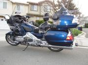 2007 Honda Goldwing GL1800,  only 8, 700 miles!