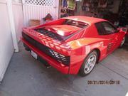 ferrari testarossa 1987 - Ferrari Testarossa